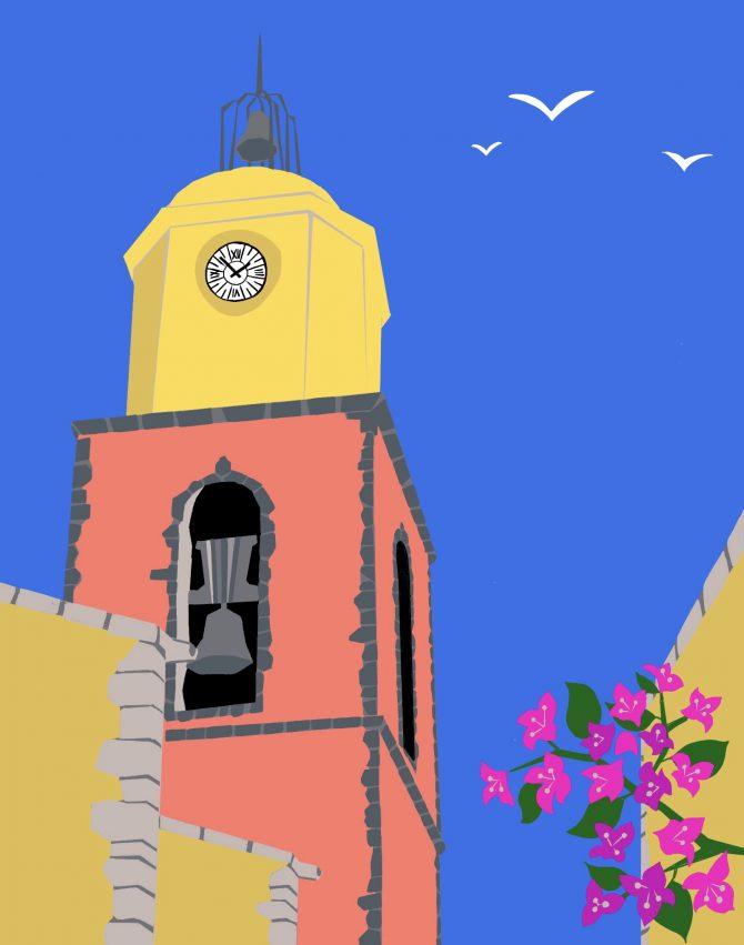 Saint Tropez, Côte d'Azur